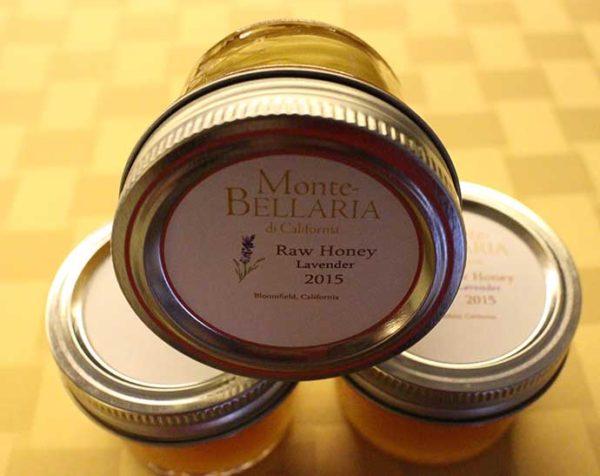 Monte-Bellaria Lavender Honey