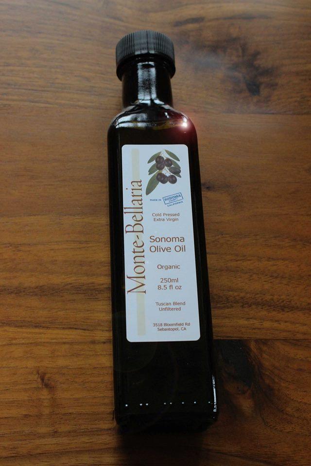 Monte-Bellaria Extra Virgin Olive Oil