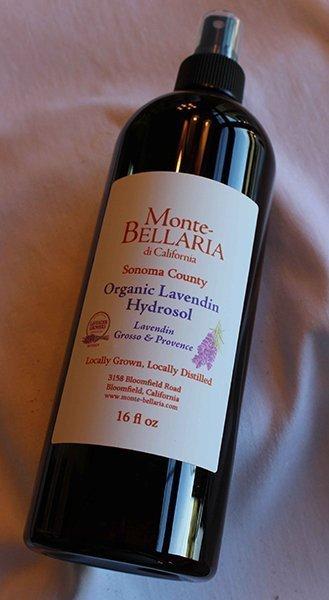 Monte-Bellaria Lavender Hydrosol