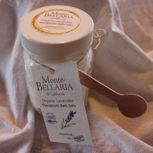 Monte-Bellaria Lavender Therapeutic Bath Salts