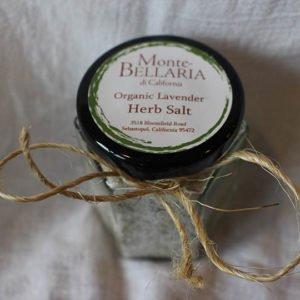 Monte-Bellaria Lavender Herb Salt