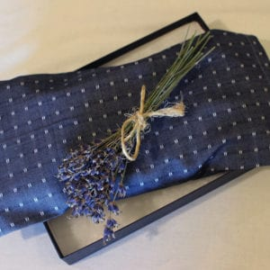 Monte-Bellaria Lavender Eye Pillow Gift Box