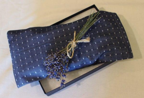 Monte-Bellaria Lavender Eye Pillow Gift Box