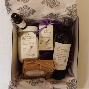 Monte-Bellaria Lavender Relaxation Gift Collection