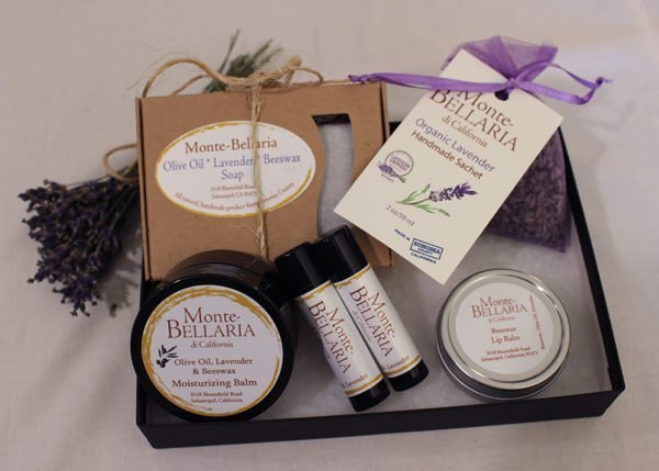 Monte-Bellaria Lavender Well-Being Gift Collection