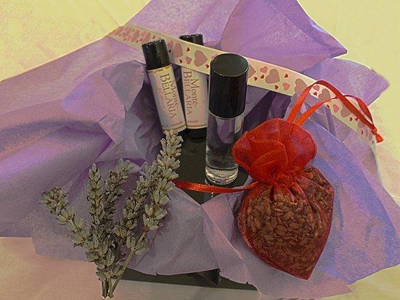 Monte-Bellaria Valentine's Lavender Fragrance Collection